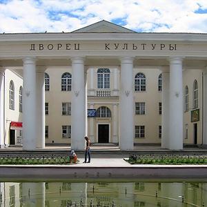 Дворцы и дома культуры Верхотурья