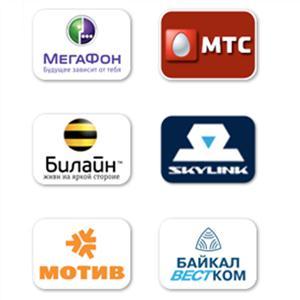 Операторы сотовой связи Верхотурья