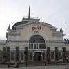 Железнодорожные вокзалы в Верхотурье