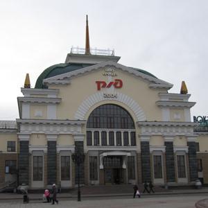 Железнодорожные вокзалы Верхотурья